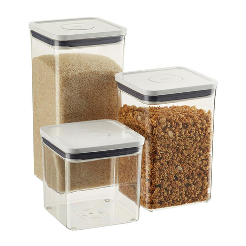 OXO Good Grips POP Square Canisters