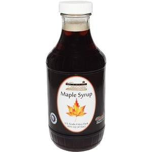 Grade A Very Dark Maple Syrup - 16 oz.