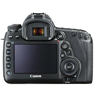 Canon EOS 5D Mark IV Full Frame Digital SLR Camera Body