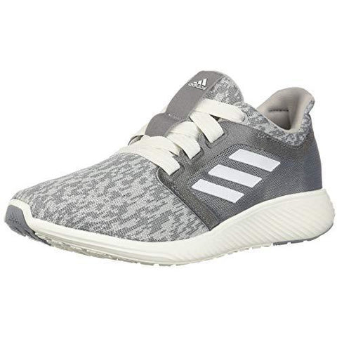 adidas Women's Edge Lux 3 Running Shoe, grey/cloud white/silver metallic