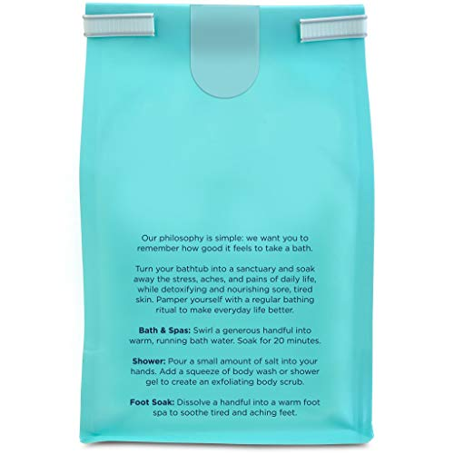 Detox Bath Salts - 2 lb. Luxury Bag by San Francisco Salt Company
