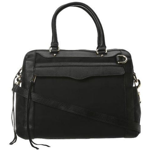 Rebecca Minkoff Knocked Up Diaper Bag, Black