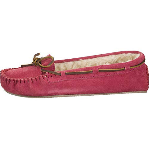 Minnetonka Women's Cally Slipper Suede Slipper
