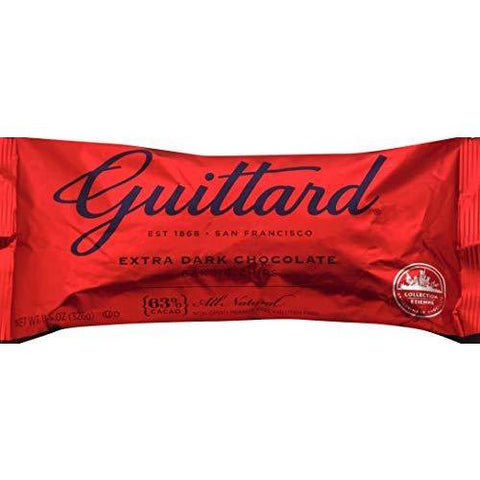 Guittard Baking Chips, 63% Extra Dark Chocolate, 11.5 oz