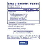 Pure Encapsulations - Probiotic 50B  - 60 Capsules