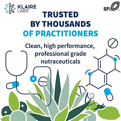Klaire Labs Ther-Biotic For Infants Probiotic Powder - 5 Billion CFU, Hypoallergenic for Baby & Mixes Well with Formula, Breast Milk & Food for Safe GI & Immune Support (120 Servings, 60 Grams)