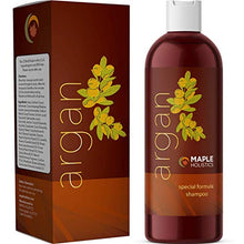 Pure Argan Oil Hair Growth Therapy Shampoo - Sulfate Free Dandruff Shampoo