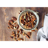 Pecans Pieces, 2 Pounds — Raw, Chopped, Unsalted, Unroasted, Kosher, Vegan, Bulk, Great Gourmet Nuts for Baking