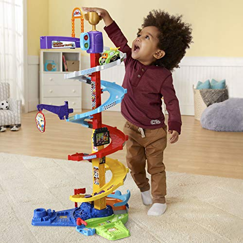 VTech Go! Go! Smart Wheels Ultimate Corkscrew Tower