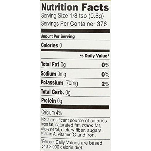 Baking Powder, 8 Ounce - Hain Pure Foods Featherweight