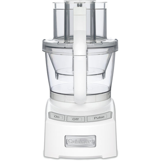 Cuisinart FP-12 Elite Collection FP-12 12-Cup Food Processor (White)
