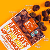Made In Nature Organic Dried Apricots 20 Ounce (Pack of 1)