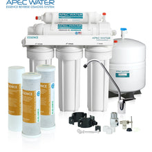 Reverse Osmosis Drinking Water Filter System (ESSENCE ROES-50)