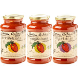 Cucina Antica - Pasta Sauce Variety Pack - 24 Ounce,6 Count - Non GMO, Whole 30 Approved, Gluten Free