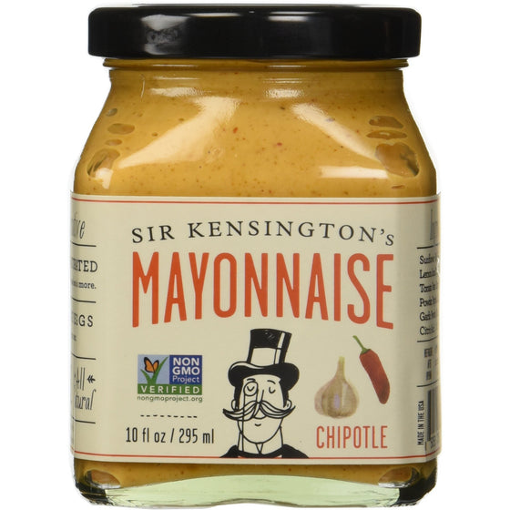 Sir Kensington's Mayonnaise - Chipotle - 10 OZ