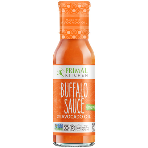 Primal Kitchen Buffalo Sauce