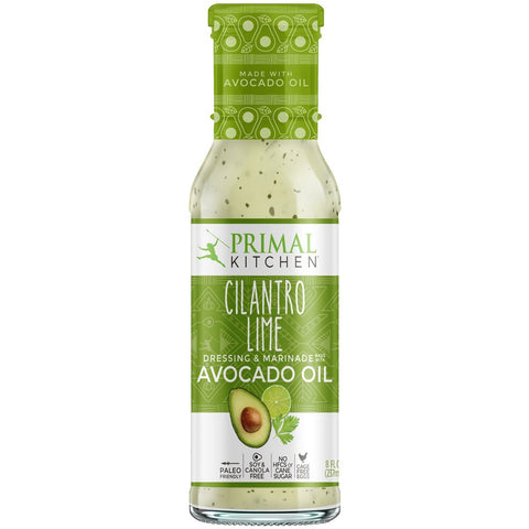 Primal Kitchen Cilantro Lime Dressing & Marinade