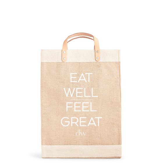 Danielle Walker - DW Apolis Market Bag - Front