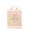 Danielle Walker - DW Apolis Market Bag - Back