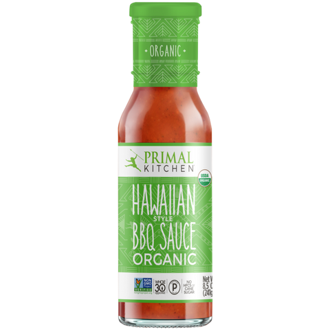 Primal Kitchen Hawaiian Style BBQ Sauce