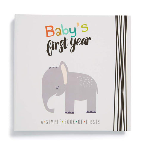 Lucy Darling 'Baby's First Year' Memory Book | Nordstrom