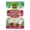 Native Forest Organic Classic Coconut Milk, 13.5 Ounce Cans (Pack of 12),Packaging may Vary