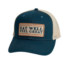 Eat Well Feel Great Hat