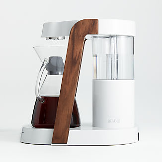 Ratio Eight Oyster and Walnut Coffee Maker