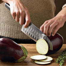 "Shun Classic 7 1/2"" Double Hollow-Ground Sumo Santoku"