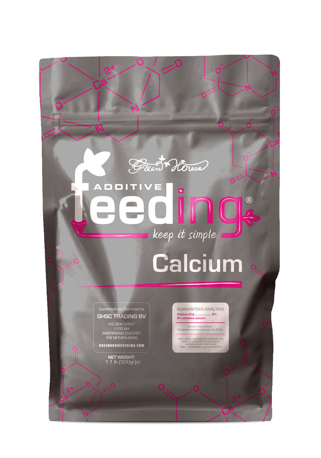 Additive Feeding Calcium