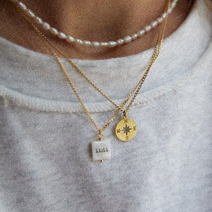 11:11 24k Gold Plated Necklace