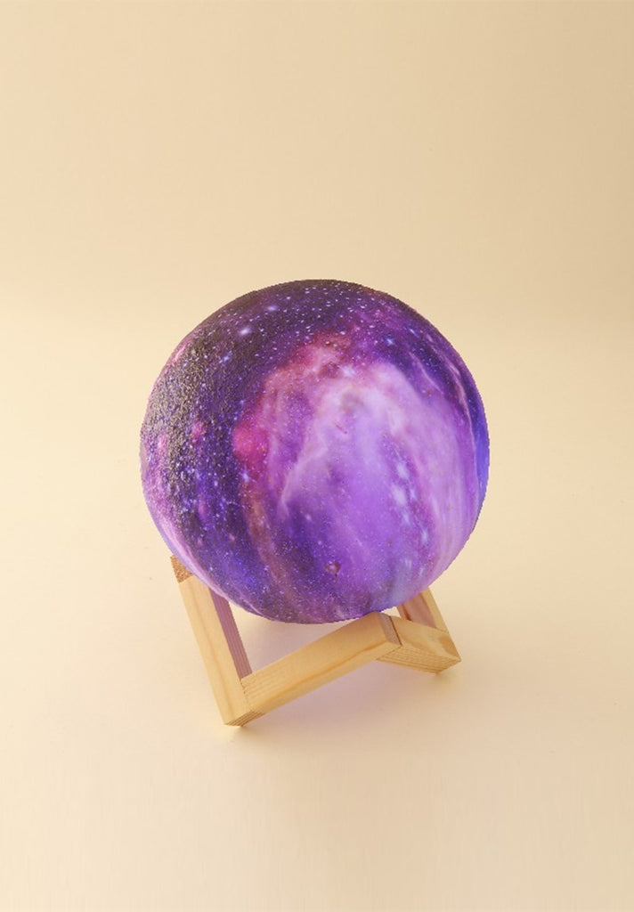 3D Galaxy Moon Lamp Loziy