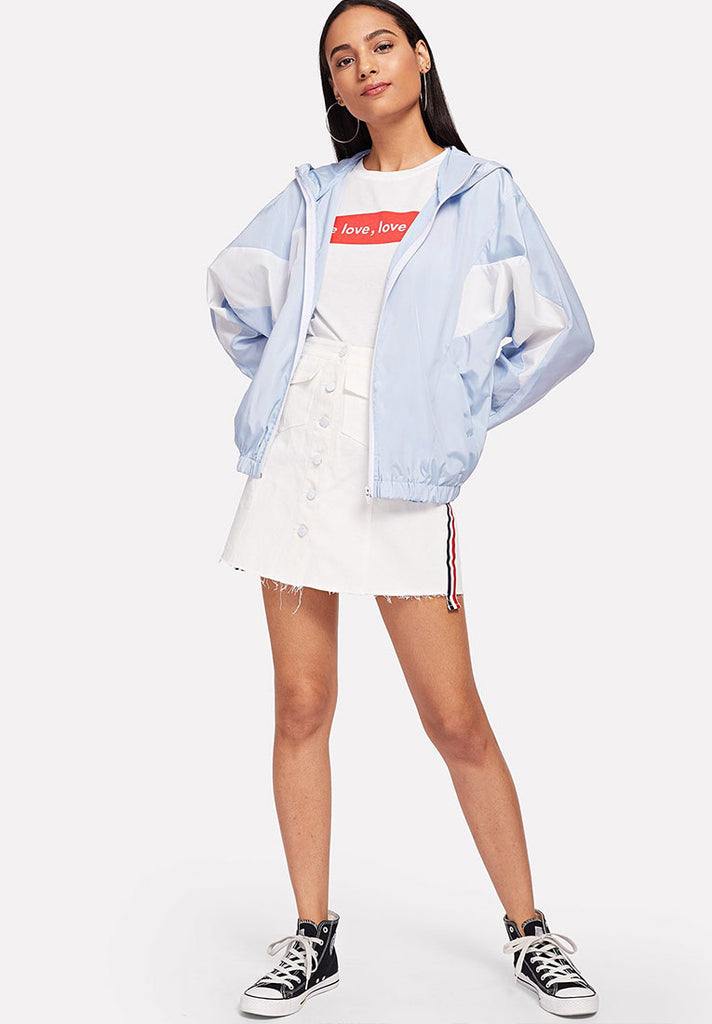 Blue-Color-Block-Hooded-Jacket-Loziy.com