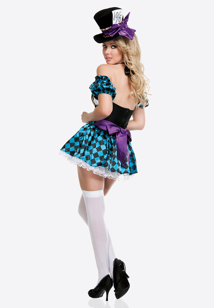 Checkered-Mad-Hatter-Costume