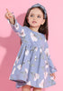 Floral Print Princess Dress - Loziy.com