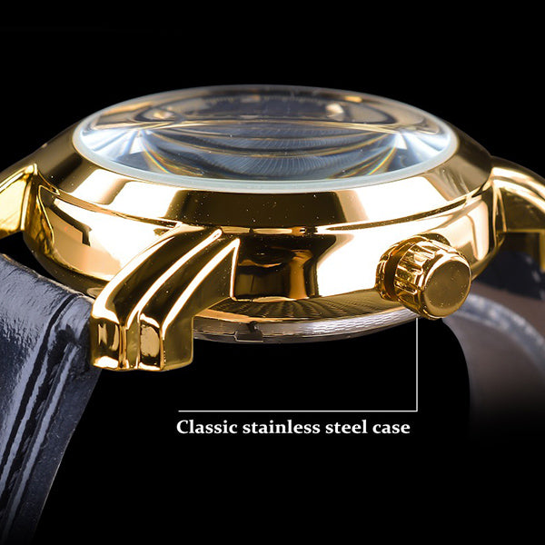 Retro Royal Mechanical Automatic Wristwatch