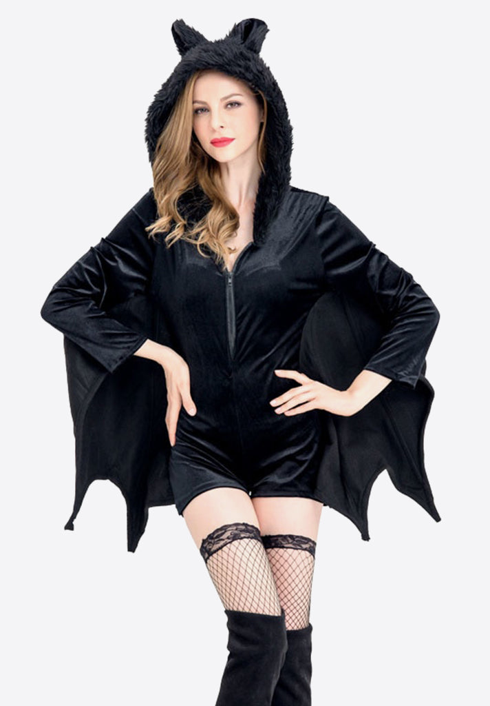 Cozy Bat Costume