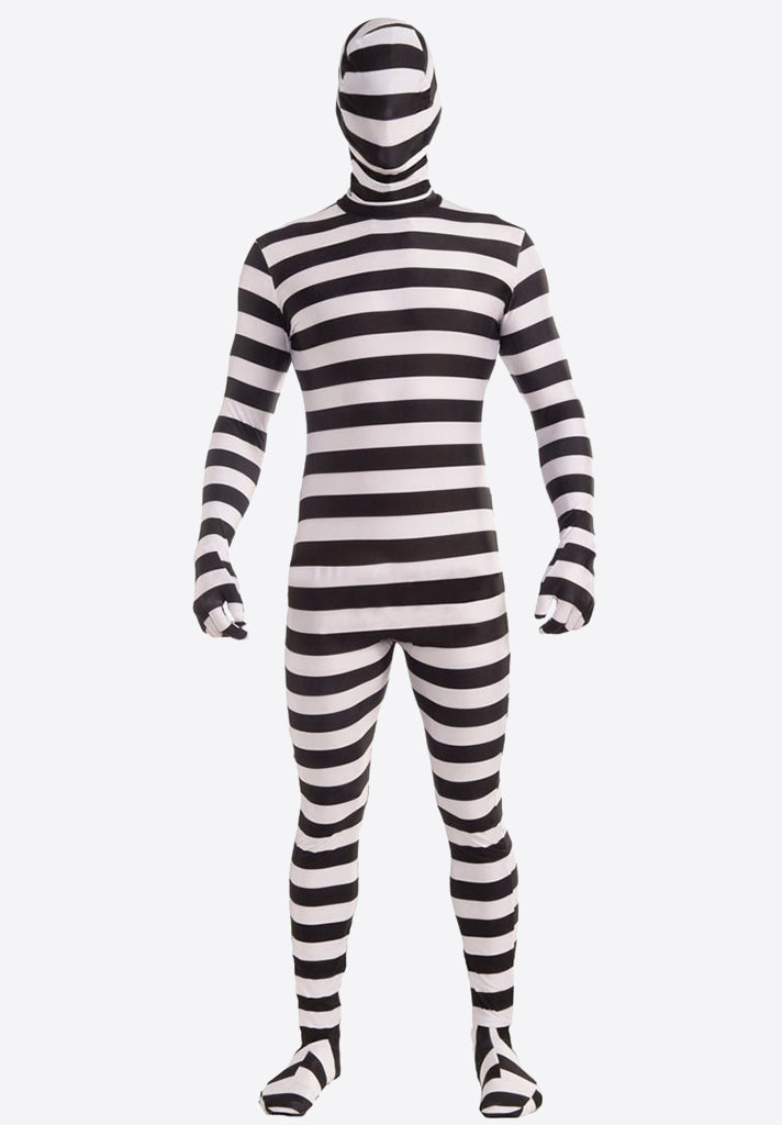 Invisible Prisoner Costume
