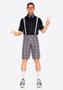 Oktoberfest Guy Adult Costume