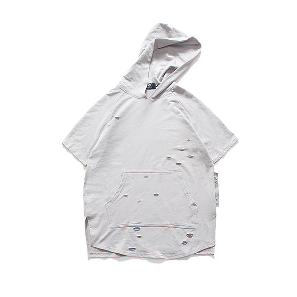 Ripped-Hooded-Tee
