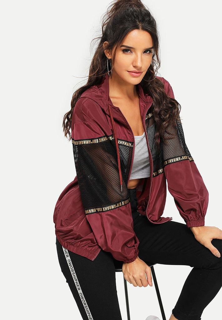 Mesh-Insert-Hooded-Jacket-Loziy.com
