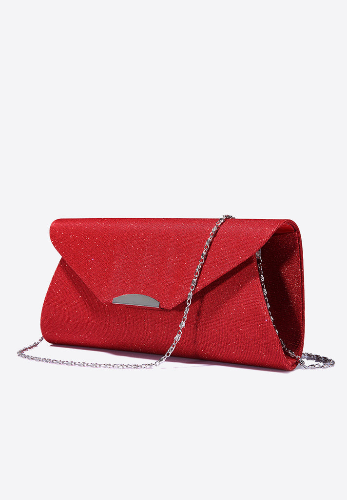 Evening Envelope Clutches with Chains