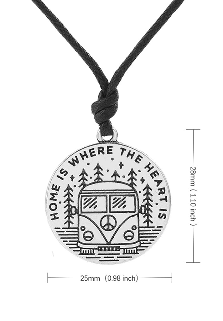 Road Of Life Necklace