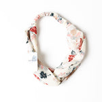Floral Watercolor Headband