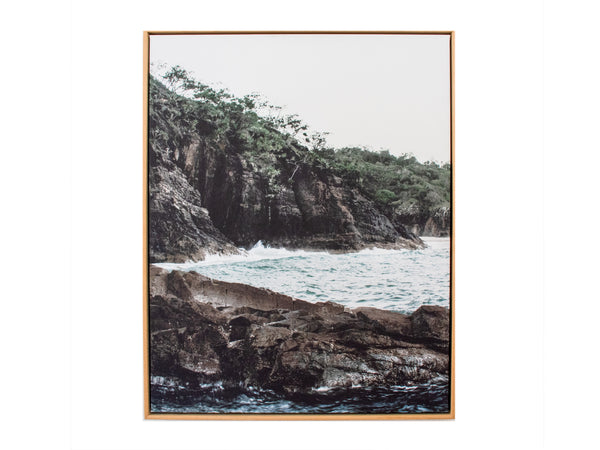 """Paradise Cove"" Canvas"