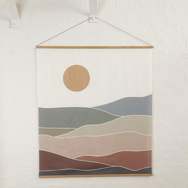Mountains Shades Wall hanging