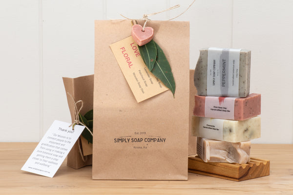Simply Soap Company Love Mum Gift pack