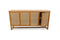 Sunshine 4 door rattan buffet