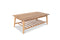 River teak coffee table