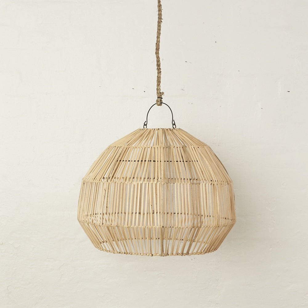 Linnea open rattan light